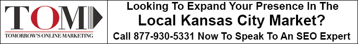 Call Tomorrow's Online Marketing for your own free Local Kansas City Search Engine Optimization consult.