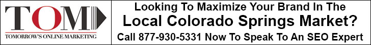 Call Tomorrow's Online Marketing for your own free Best SEO Colorado Springs Firm consultation.