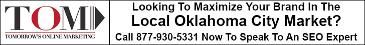 Call Tomorrow's Online Marketing for your own free Best SEO Oklahoma City Firm consultation.