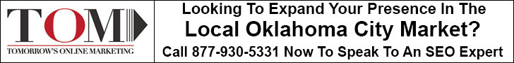 Call Tomorrow's Online Marketing for your own free Best Oklahoma City SEO Company consultation.