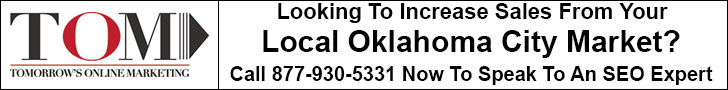Call Tomorrow's Online Marketing for your own free Best Oklahoma City Search Engine Optimization Company consult.