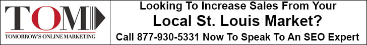 Call Tomorrow's Online Marketing for your own free Local SEO Company St Louis Mo consult.